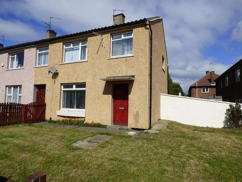4 Bedrooms Semi Detached House for sale in Holsworthy Road, Holmewood , Bradford