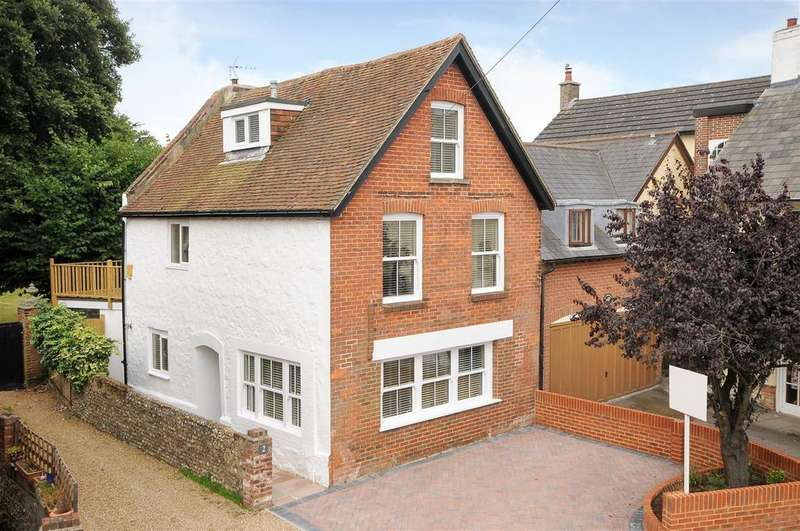 4 Bedrooms Semi Detached House for sale in South Street, Emsworth