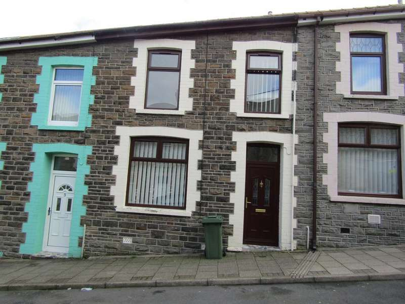 2 Bedrooms Terraced House for sale in Cobden Street, Aberdare CF44