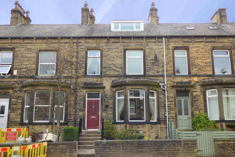 4 Bedrooms Terraced House for sale in Heath Park Avenue, Halifax HX1