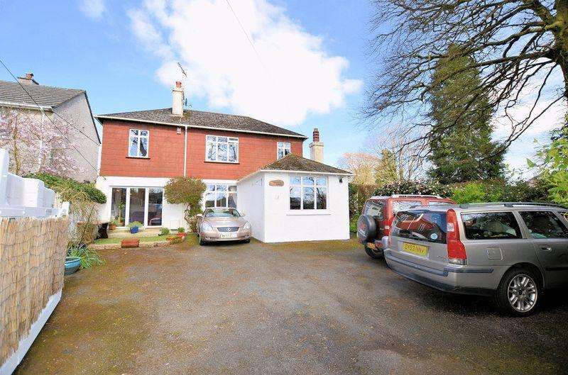 4 Bedrooms Detached House for sale in Meavy Lane, Yelverton