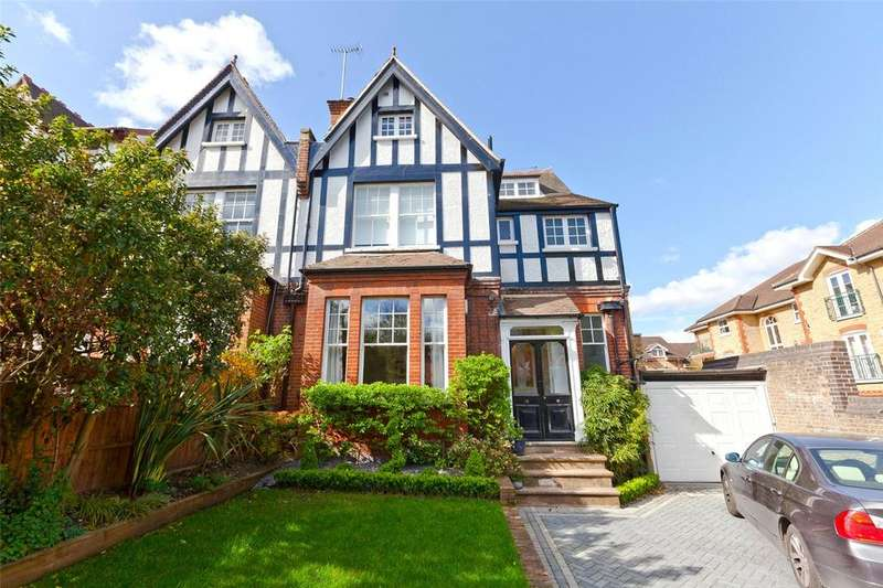 3 Bedrooms Flat for sale in Stanhope Road, London, N6