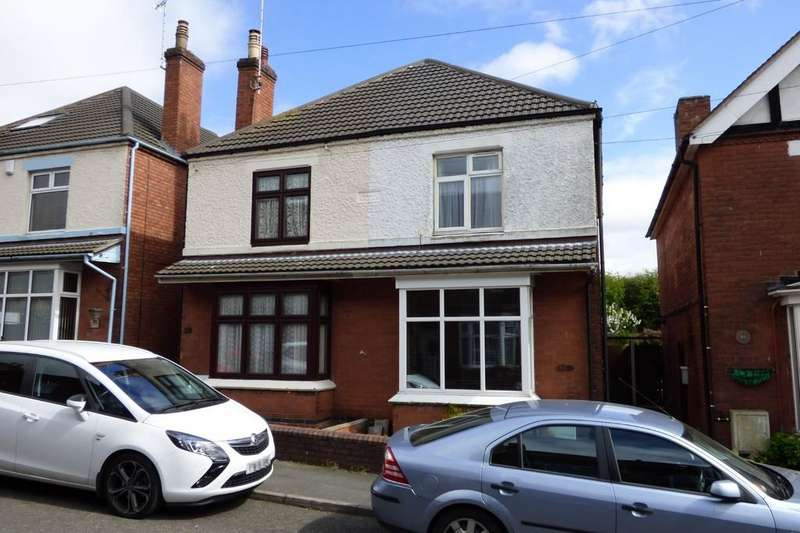 3 Bedrooms Semi Detached House for sale in James Street, Midway