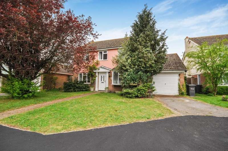 3 Bedrooms Detached House for sale in Strickmere, Stratford St. Mary