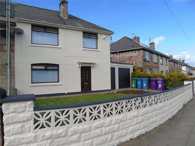 3 Bedrooms Semi Detached House for sale in Utting Avenue, Liverpool, Merseyside, L4
