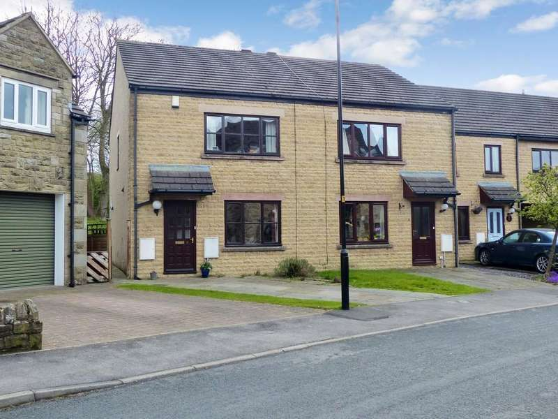 3 Bedrooms Semi Detached House for sale in Linton Court, Skipton