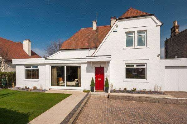 4 Bedrooms Detached House for sale in Hillhouse Road, Edinburgh