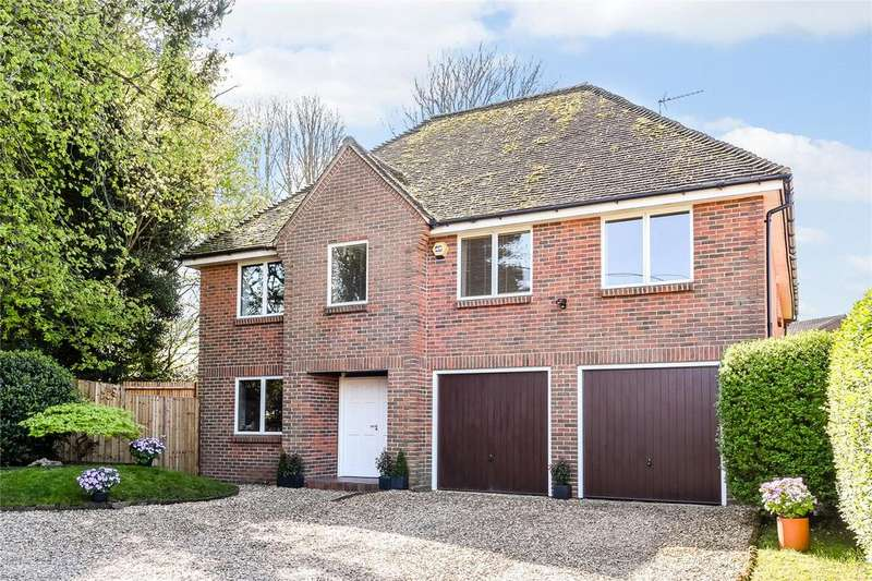 4 Bedrooms Detached House for sale in Little Basing, Old Basing, Basingstoke, Hampshire
