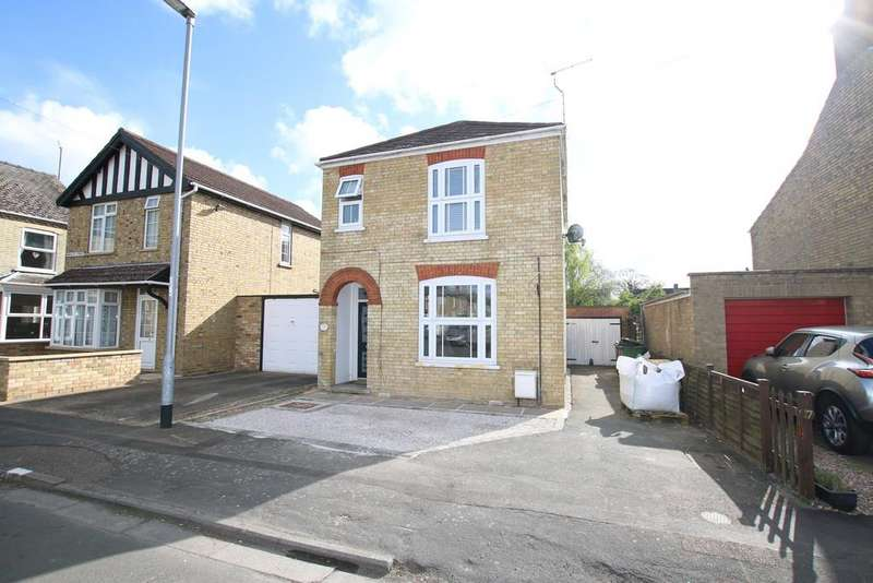 3 Bedrooms Detached House for sale in Kingsley Street, March