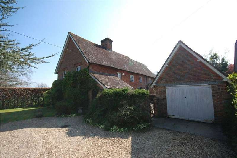 4 Bedrooms Detached House for sale in Southampton Road, Alderbury, Salisbury, Wiltshire, SP5