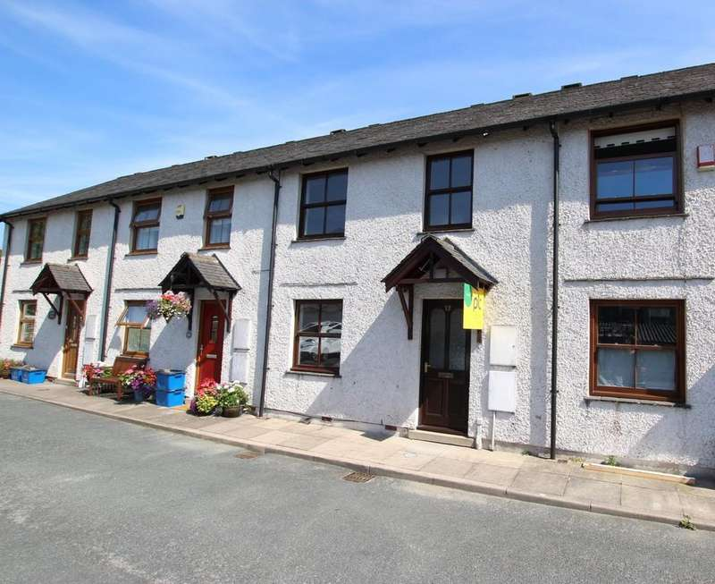 3 Bedrooms Town House for sale in 12 Benson Green, Kendal