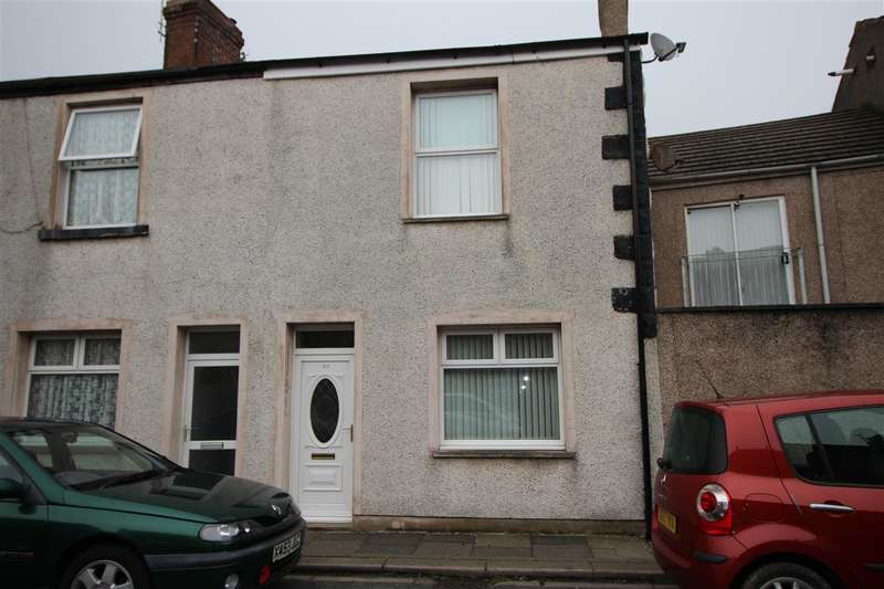 2 Bedrooms Terraced House for sale in Newton Street, MILLOM