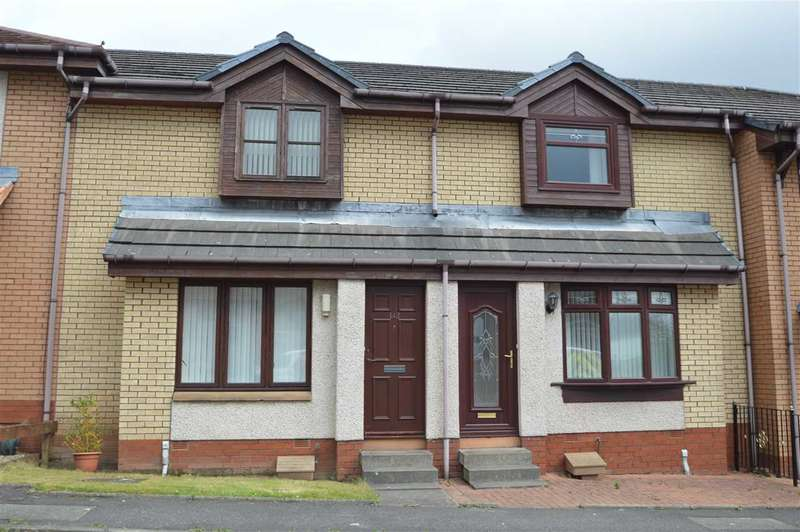 2 Bedrooms Terraced House for sale in Coronation Road, Motherwell
