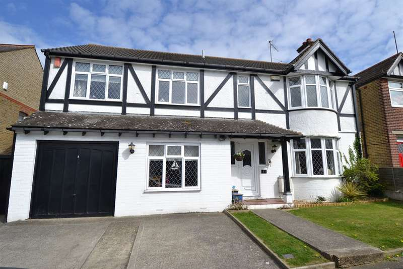 4 Bedrooms Detached House for sale in Fitzroy Road, Tankerton, Whitstable