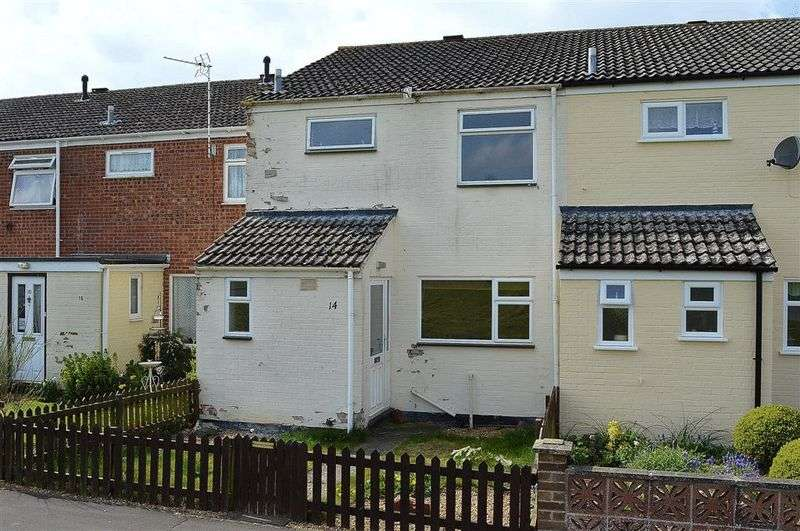 3 Bedrooms Terraced House for sale in Bridle Road Watton