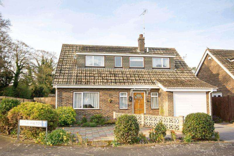3 Bedrooms Detached House for sale in Eastry