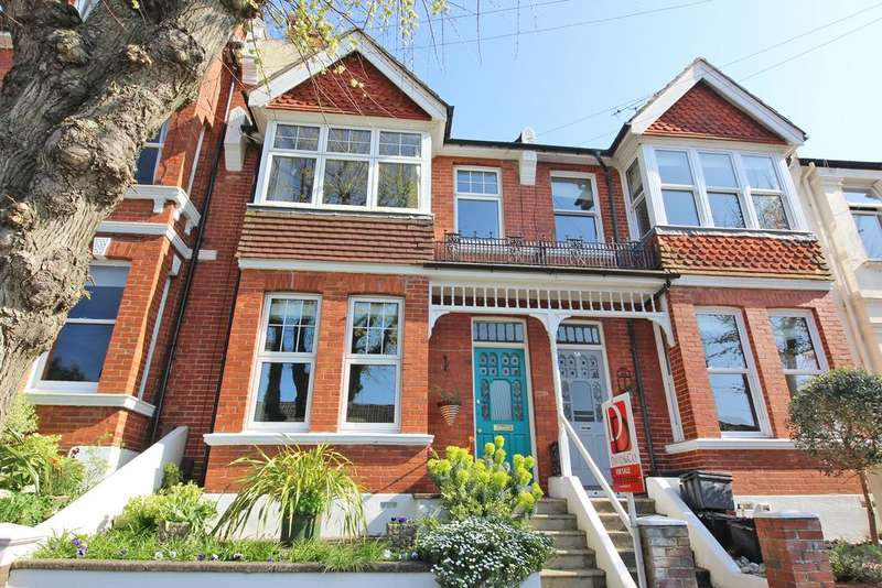 4 Bedrooms Terraced House for sale in Balfour Road, Brighton BN1