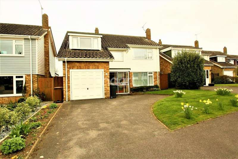 4 Bedrooms Detached House for sale in Beechwood Road, Maidstone