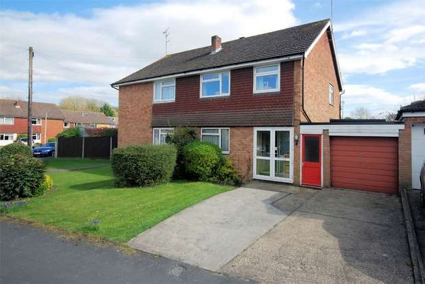 3 Bedrooms Semi Detached House for sale in Bryants Acre, Wendover, Buckinghamshire