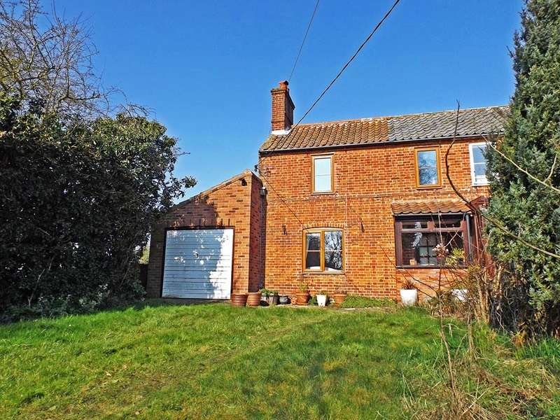 3 Bedrooms Semi Detached House for sale in Pollard Street, Norwich, Norfolk, NR12
