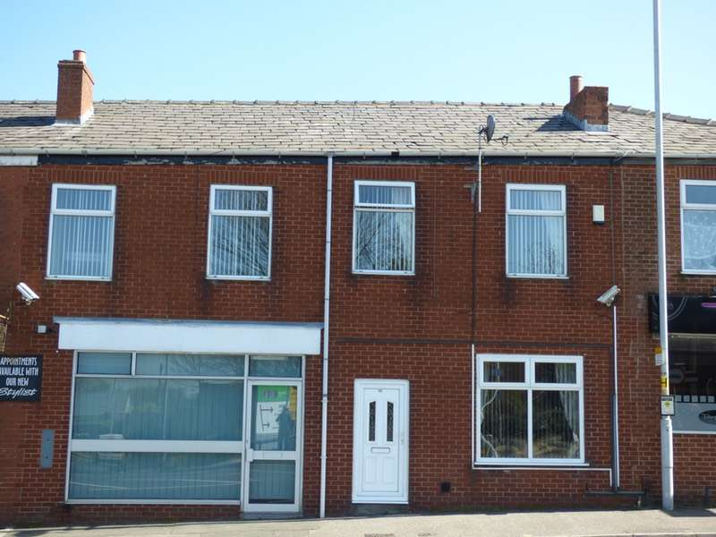 3 Bedrooms Terraced House for sale in bolton street, chorley, Lancashire, PR7