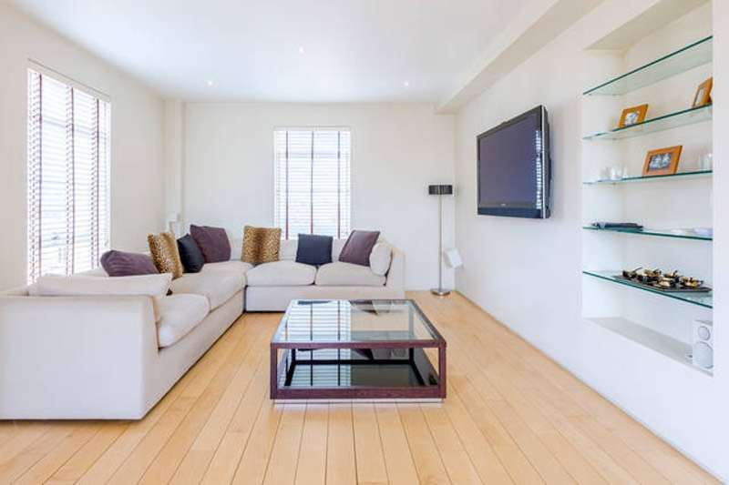 2 Bedrooms Flat for sale in Hall Road, London, London, NW8