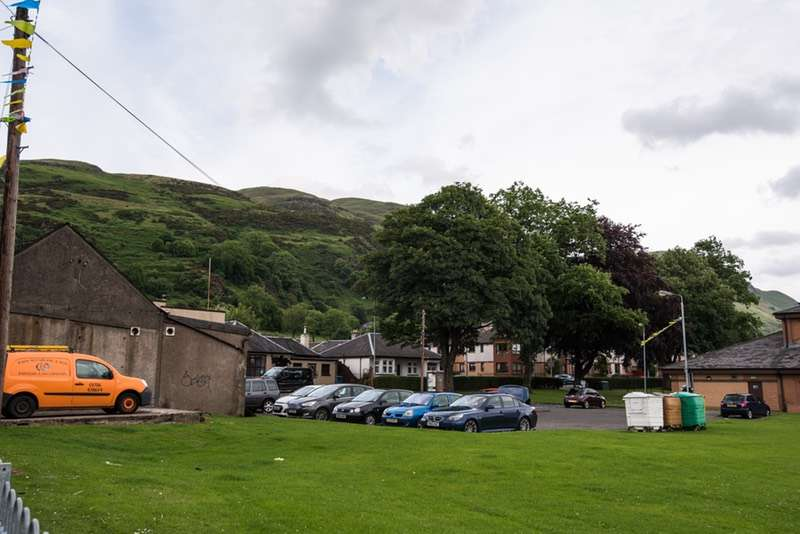 Land Commercial for sale in Park Road, Menstrie, Clackmannanshire, FK11