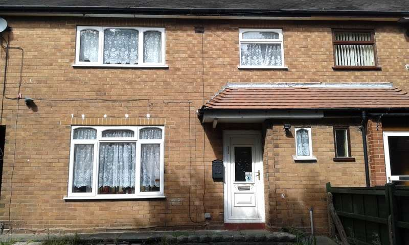 3 Bedrooms Terraced House for sale in Highfield Road, TIPTON, West Midlands, DY4