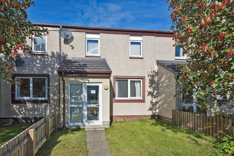 3 Bedrooms Terraced House for sale in Easter Road, Forres, Morayshire, IV36