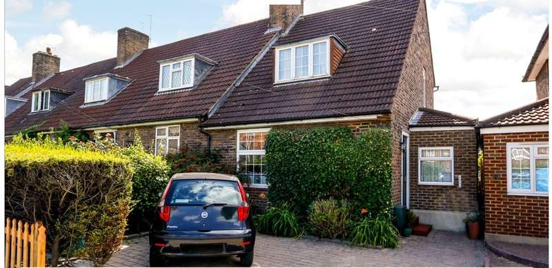 3 Bedrooms Semi Detached House for sale in Dover House Road, London, London, SW15