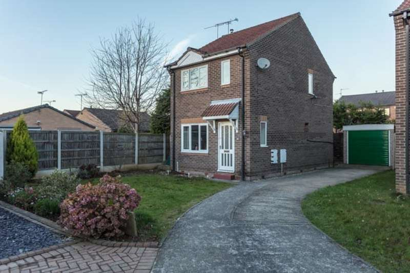 3 Bedrooms Detached House for sale in Pasture Close, armthorpe, Doncaster, South Yorkshire, DN3