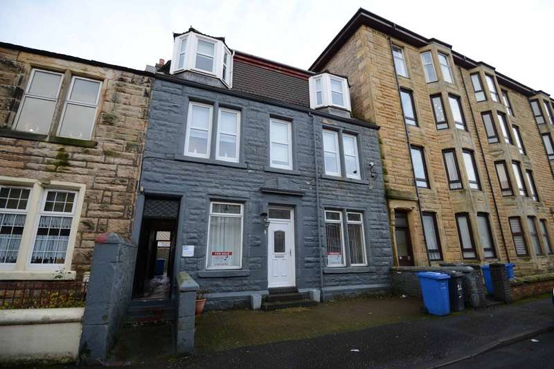 4 Bedrooms Flat for sale in Sidney Street, Saltcoats, Ayrshire, KA21