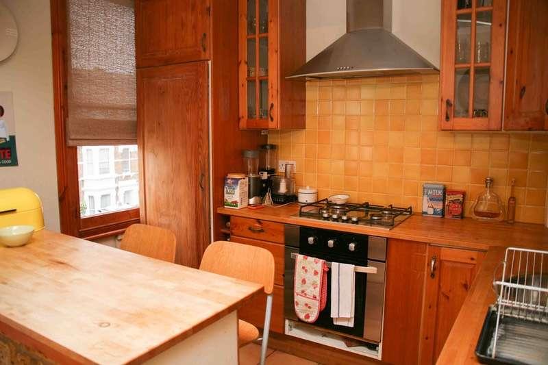 3 Bedrooms Flat for sale in Fernhead Road, London, London, W9