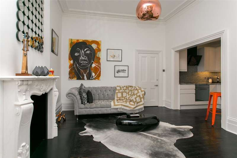 2 Bedrooms Flat for sale in Victoria Rise, London, London, SW4