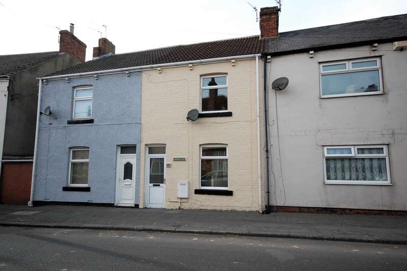 2 Bedrooms Terraced House for sale in North Road West, Wingate, County Durham, TS28