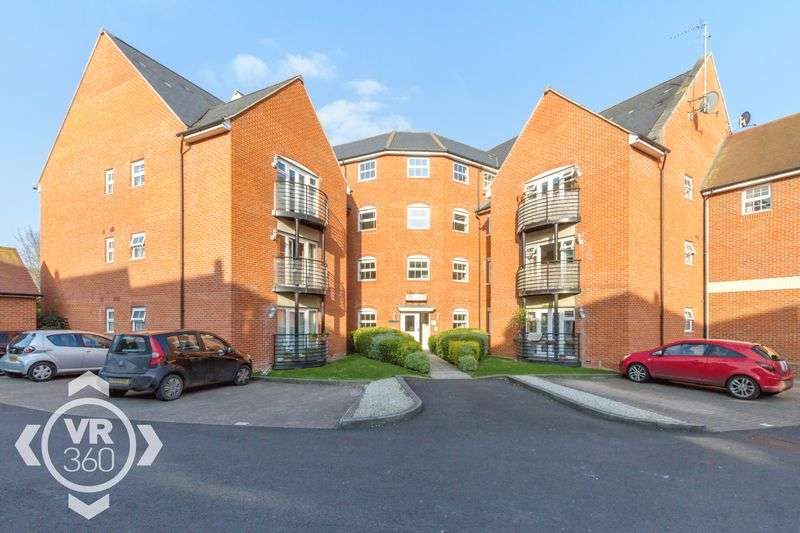 1 Bedroom Flat for sale in Thames View, Abingdon
