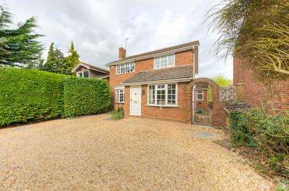 4 Bedrooms Detached House for sale in Cotton End Road, Wilstead, Bedford, Bedfordshire