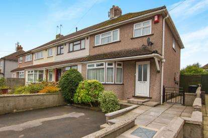 3 Bedrooms End Of Terrace House for sale in Eastwood Crescent, Brislington, Bristol