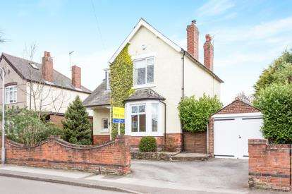 3 Bedrooms Detached House for sale in Clumber Street, Kirkby-in-Ashfield, Nottingham