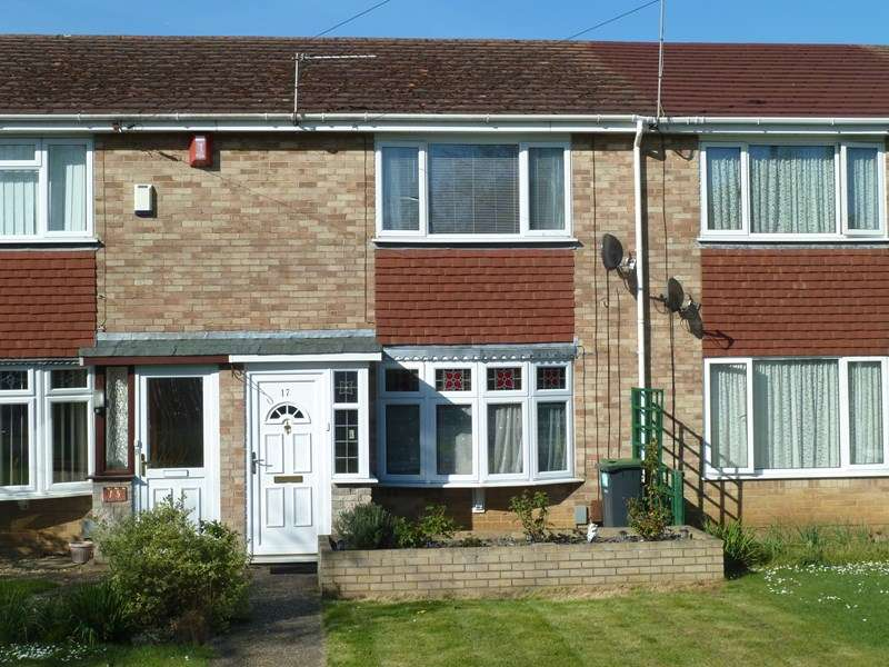 3 Bedrooms Terraced House for sale in Howton Road, Kinson, Bournemouth