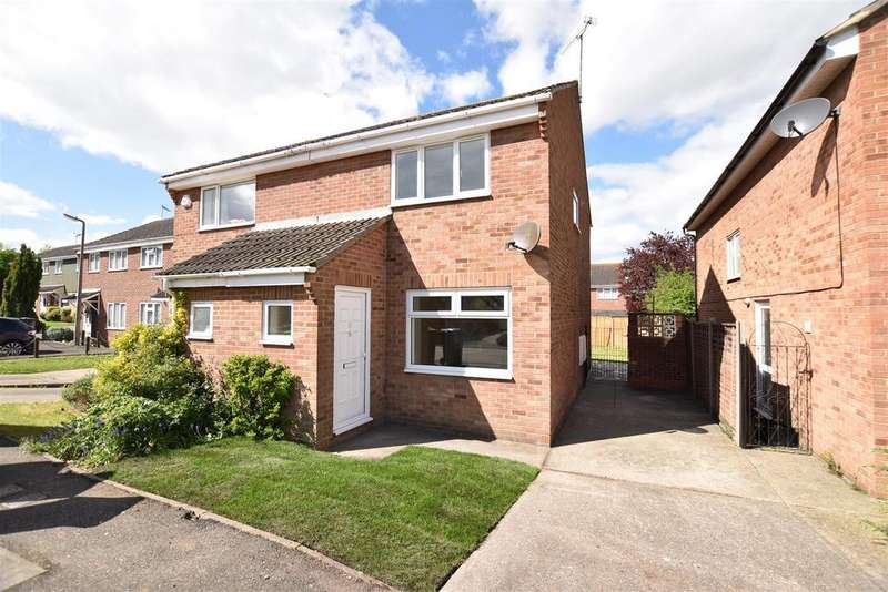 2 Bedrooms Semi Detached House for sale in Hanningfield Close, Rayleigh