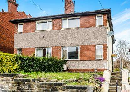 2 Bedrooms Semi Detached House for sale in Thornfield Avenue, Lockwood, Huddersfield, West Yorkshire
