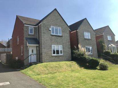 3 Bedrooms Detached House for sale in Cypress Oaks, Stalybridge, Greater Manchester