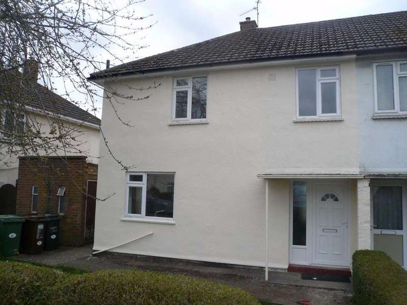 3 Bedrooms Semi Detached House for rent in Shetland Way, Corby, Northamptonshire