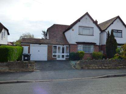 3 Bedrooms Detached House for sale in Hazelhurst Road, Kings Heath, Birmingham, West Midlands