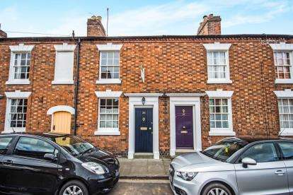 2 Bedrooms Terraced House for sale in College Lane, Stratford-Upon-Avon, Stratford Upon Avon, Warwickshire