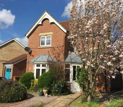 3 Bedrooms Detached House for sale in Horsford, Norwich, Norfolk