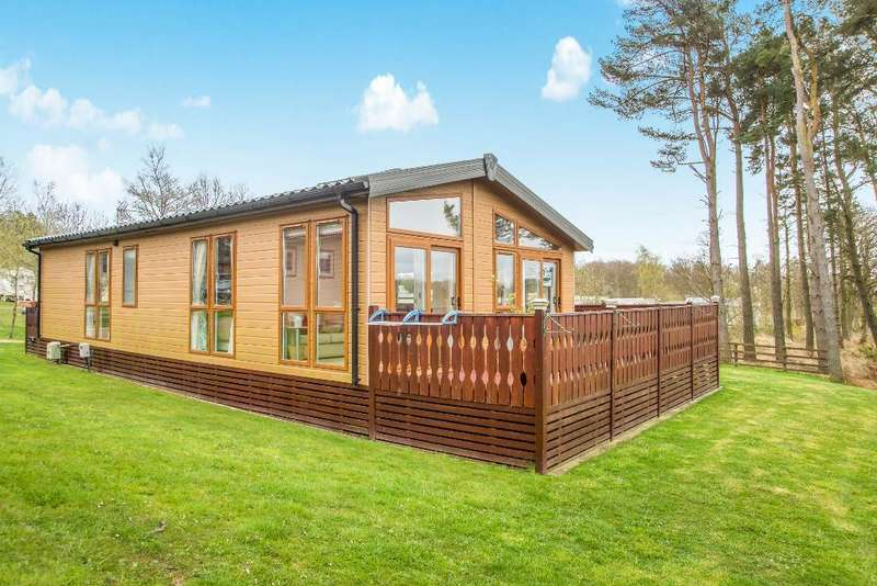 3 Bedrooms Lodge Character Property for sale in PW1001, Swarland, Morpeth, Northumberland, NE65 9JW