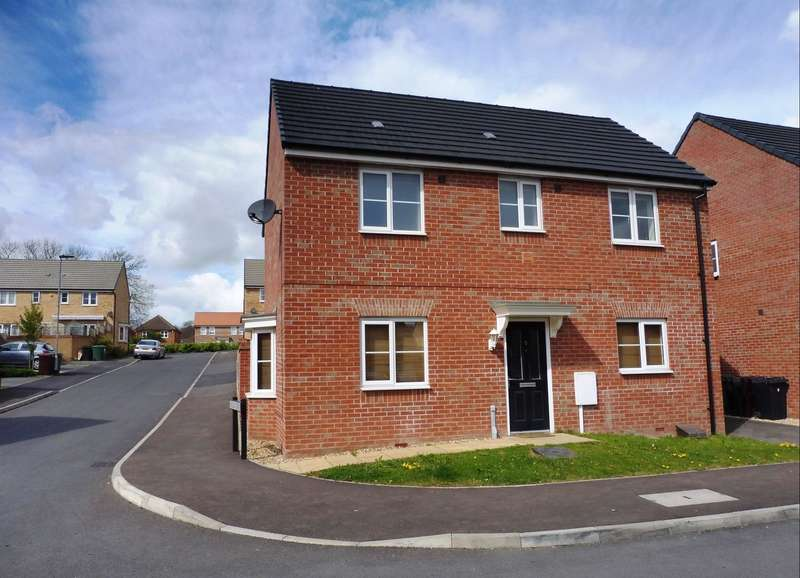 3 Bedrooms Detached House for sale in Tilman Drive, Peterborough, PE7