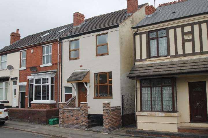 2 Bedrooms Semi Detached House for sale in Lake Street, Lower Gornal, DY3